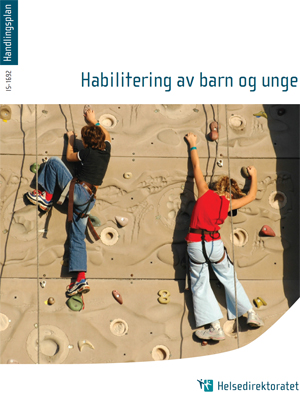 Handlingsplan for habilitering av barn og unge