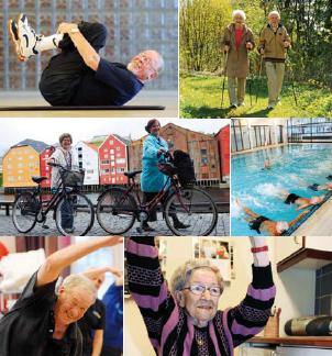 Fysisk aktivitet for eldre