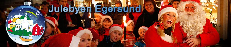Julebyen Egersund, Norges julemarked.