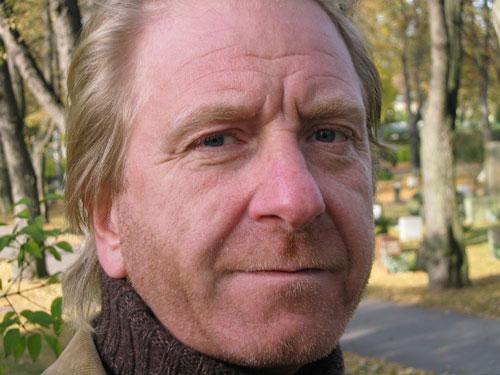 Karl Sundby. Foto: Linda Pedersen
