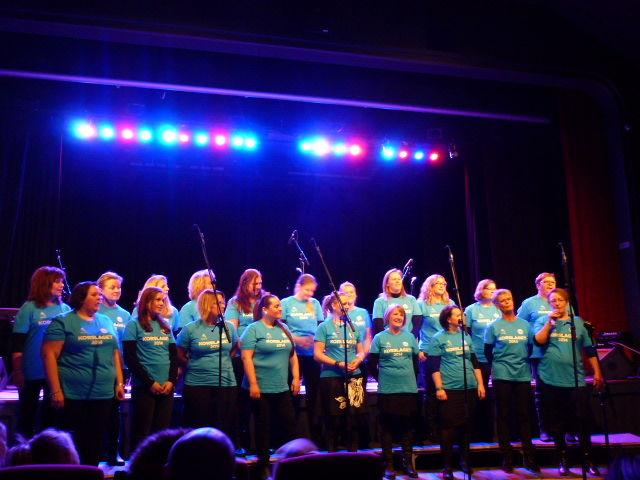 Høstkonsert 2015 Korslagkoret