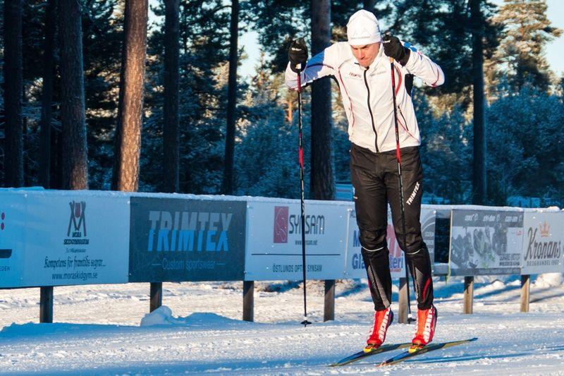 Officiella Vasaloppscoachen Håkon Breistrand ger två föreläsningar om stakningens konst. FOTO: Fysio-outdoor.