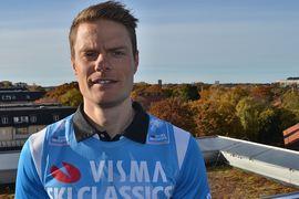 Mindre stakträning ska ta Jimmie Johnsson till nya höjder i Ski Classics. FOTO: Johan Trygg/Längd.se.