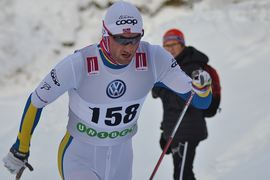 Petter Northug blir med i norska sprintlandslaget inför nästa säsong enligt norska Dagbladet. FOTO: Johan Trygg/Längd.se.