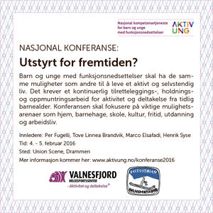 Teaser for konferansen 2016