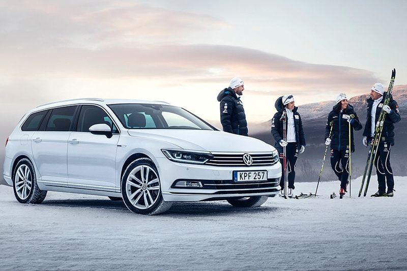 I Gällivare lanserar man sitt eget Tour de Ski - Volkswagen Tour, 3-6 april.