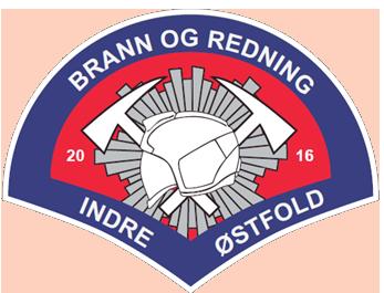 Indre Østfold brann og redning IKS logo