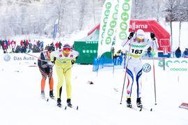Ett nytt långlopp - Bruksvallarna Nordic Ski Marathon - ser dagens ljus 9 januari. FOTO: Jocke Lagercrantz.