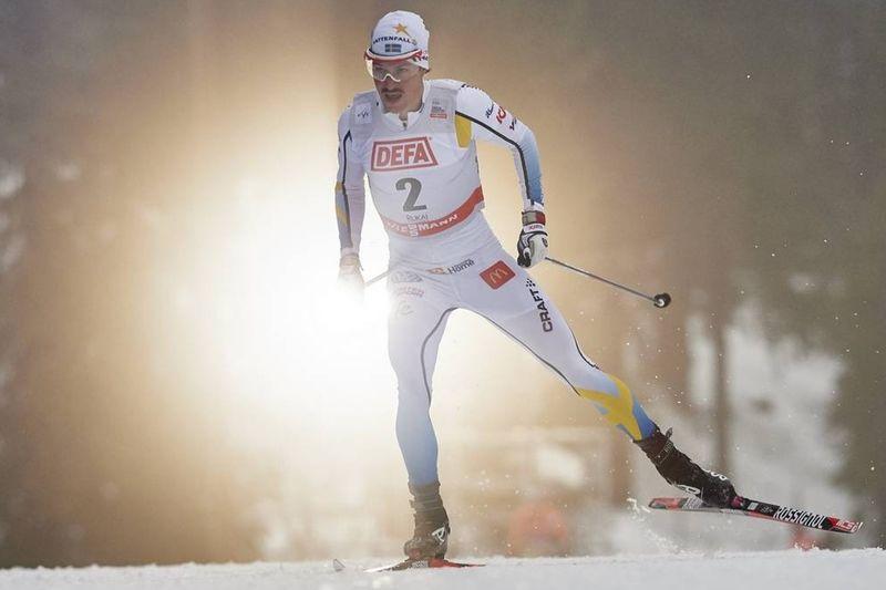 Martin Johansson är bäst bland de svenska herrarna hittills i världscupen på sin19:e plats. Martin är en av 16 svenska åkare till Tour de Ski. FOTO: Felgenhauer/NordicFocus.