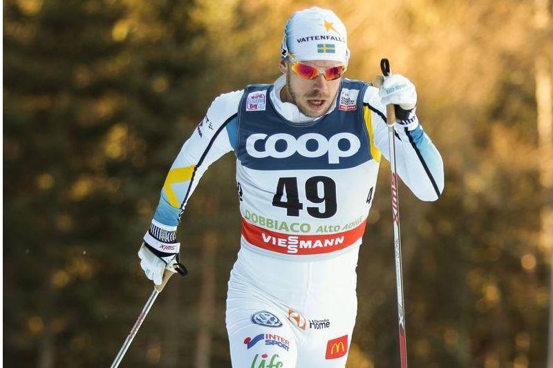 Emil Jönsson öppnade Tour de Ski men en femteplats vid sprinten i Lenzerheide. FOTO: Modica/NordifFocus.