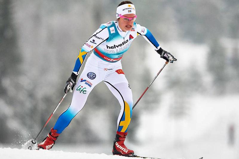 Sofia Henriksson är en av många starka åkare som kommer till start vid Skandinaviska cupen i Östersund. FOTO: Felgenhauer/NordicFocus.