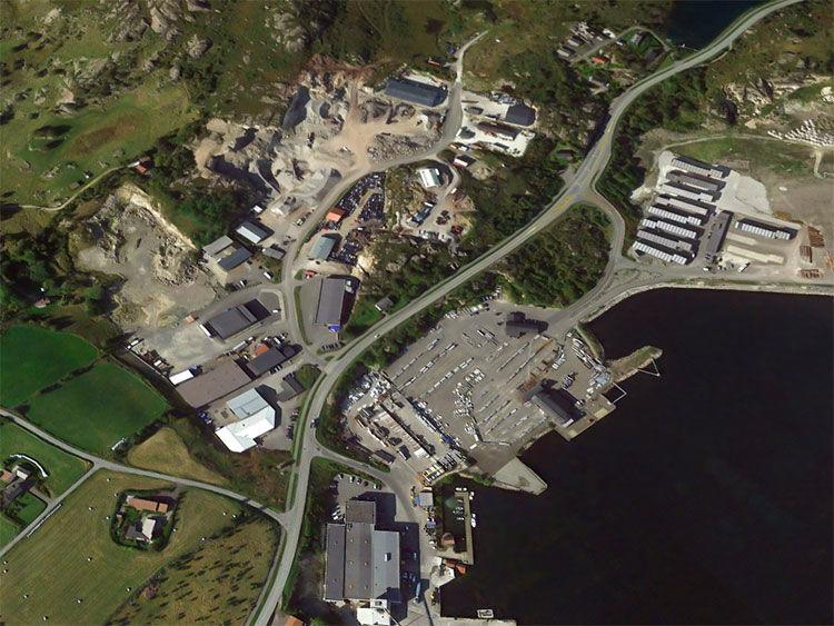 Hovland industriområde