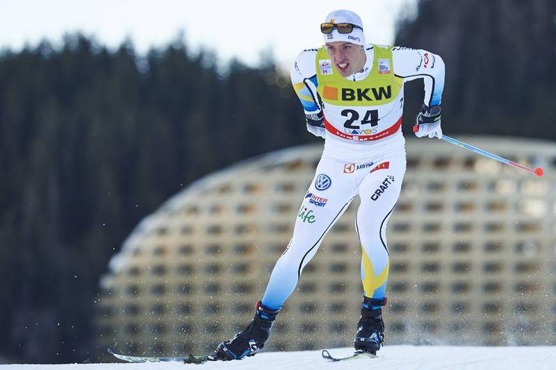 Calle Halfvarsson är tillbaka i världscupen när det vankas sprinthelg i slovenska Planica. FOTO: Felgenhauer/NordicFocus.
