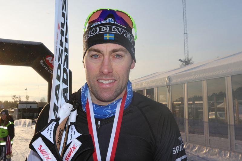 För i SkiPodd 157 berättar Jörgen Brink om vad som hände vid VM-stafetten i Val di Fiemme. FOTO: Lager 157 Ski Team.