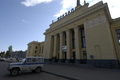 Railway station in Petrozavodsk