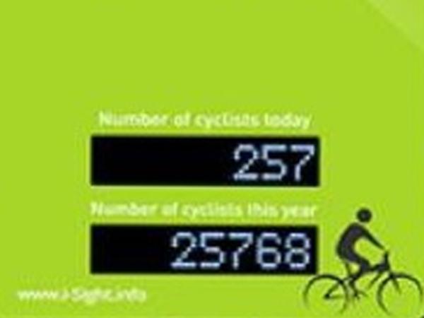 Sykkelteller
