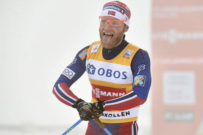 Martin Johnsrud Sundby tog en efterlängtad seger i Holmenkollen femmil. FOTO: Felgenhauer/NordicFocus.