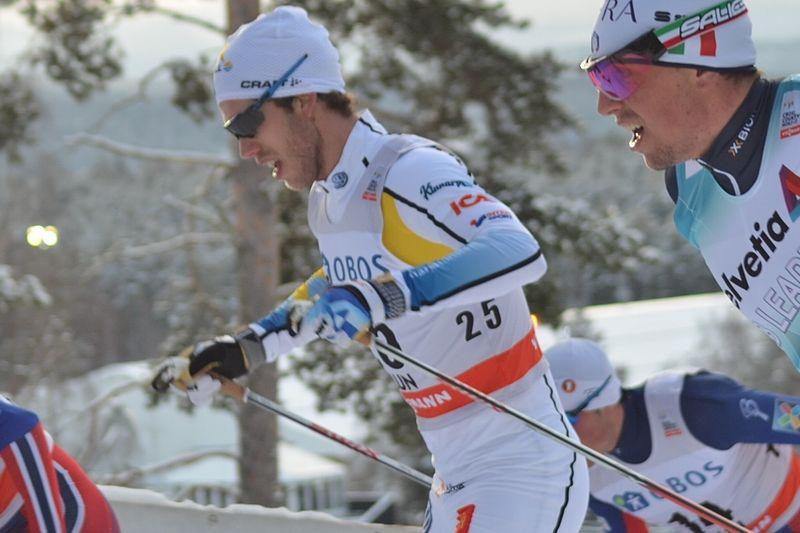 Marcus Hellner visade att han på allvar är på väg tillbaka till världstoppen. FOTO: Johan Trygg/Längd.se.