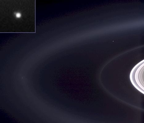 Jorda fra Saturn