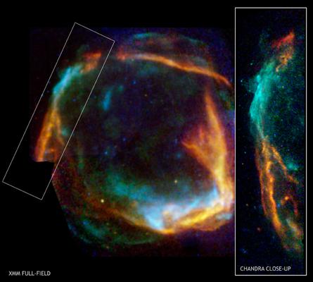 RCW 86, en historisk supernovarest