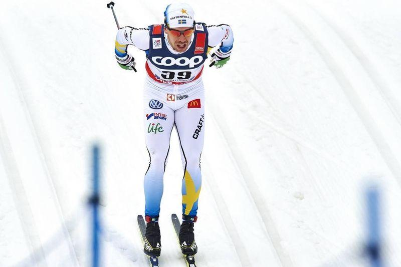 Emil Jönsson tog sig vidare från kvalet i Lahtis med ett nödrop. FOTO: NordicFocus.