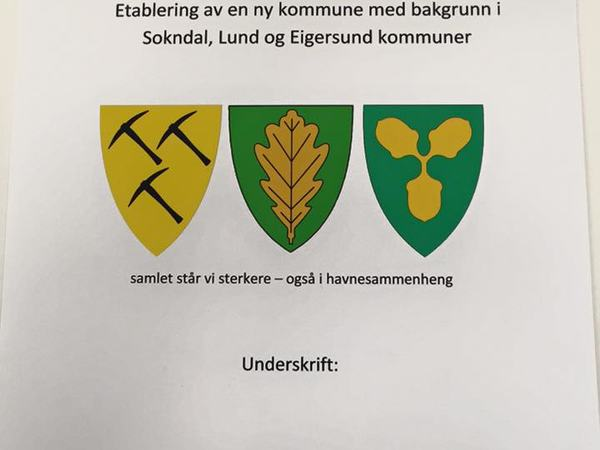Vår nye kommune (signert)
