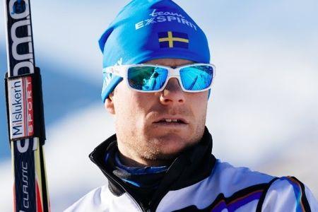 Team Exspirits åkare delar med sig av tips hur de laddar inför Årefjällsloppet. Först ut är Jimmie Johnsson. FOTO: Årefjällsloppet.