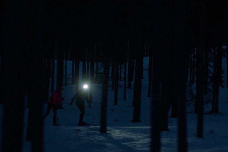 Nattvasan kommer att genomföras på ordinarie sträckning mellan Sälen och Mora har Vasaloppsorganisationen beslutat på fredagsförmiddagen. FOTO: Vasaloppet.
