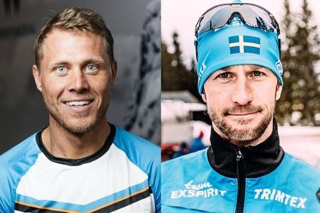 Team Exspirits åkare delar med sig av tips hur de laddar inför Årefjällsloppet. Den här gången kost och kläder med Anders Södergren och Bill Impola. FOTO: Årefjällsloppet.
