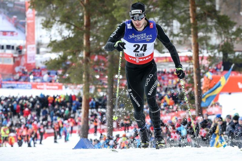 Dario Cologna kommer till Fjälltopphelgen och avslutar säsongen på svensk mark. FOTO: Fjälltopphelgen.