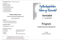 Program FK 2016 (Surnadal) 1