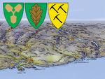 Ny kommune i Dalane