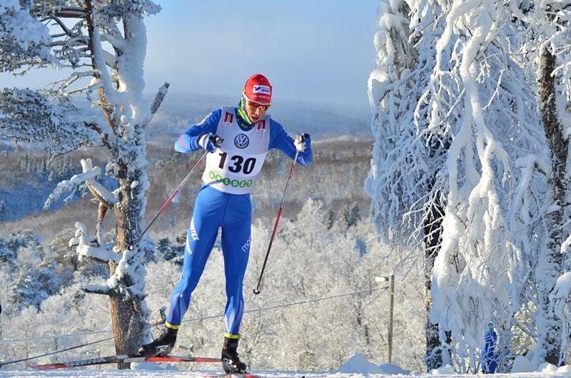 Martin Johansson kommer till start på nya Grönklitt Hill Climb men har en stark utmanare i hemmaåkaren Fredrik Byström. FOTO: Johan Trygg/Längd.se.