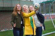 Bilde av Tone Kristin Larsen, Therese Selvig, Petra Agnete Johansen