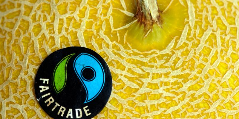 Melon Fairtrade lgo