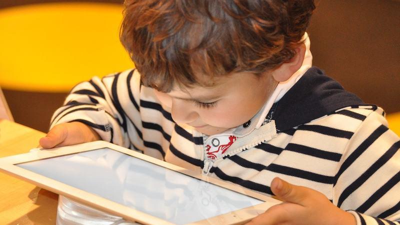 Barn iPad