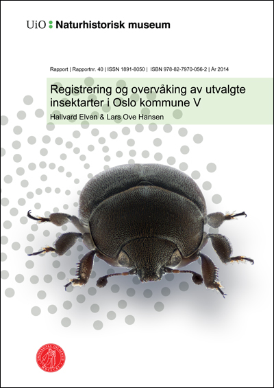 Insektrapport 2014