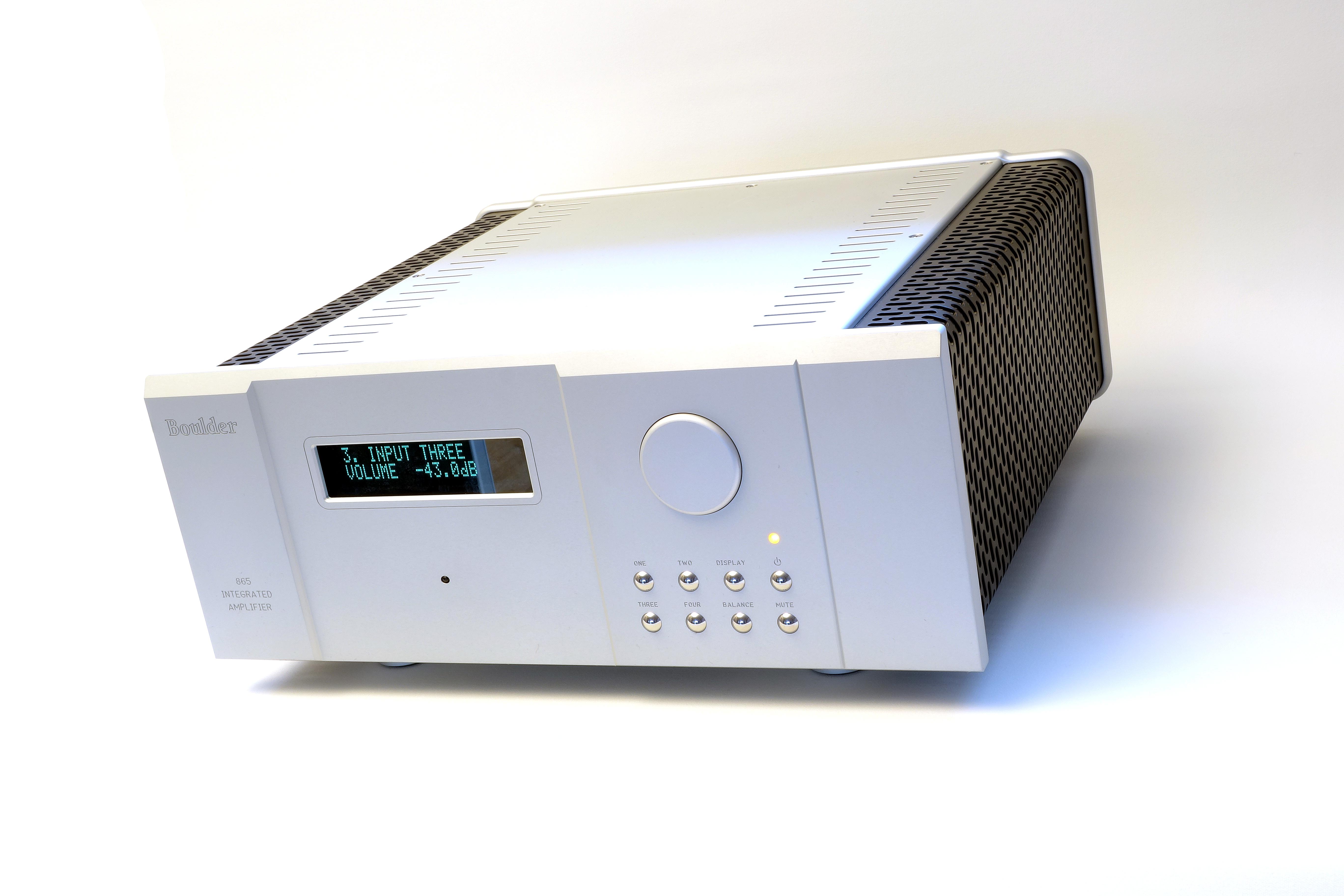 Hekte amp til radio