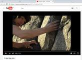 Skjermbilde fra Youtube av Fritid for alle filmen