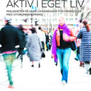 Bilde av omslag til boken Aktiv i eget liv