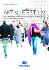 Omslaget til boka Aktiv i eget liv