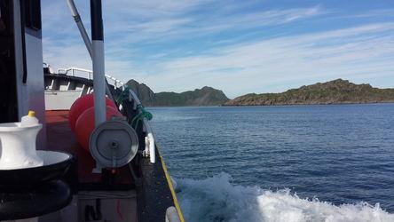 På tur til Gaukværøy