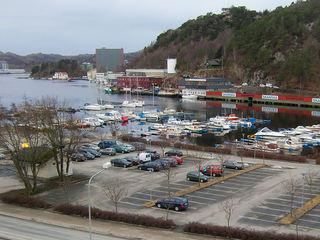 Egersund parkering