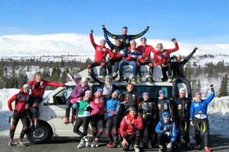 3 oktober är det besöksdag för de som går i årskurs 8 och 9 på Åre skidgymnasium. FOTO: Åre skidgymnasium.