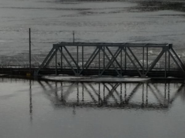 Launes jernbanebro - Foto Viggo Kristoffersen