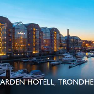 Bilde av hotellet Royal Garden i Trondheim