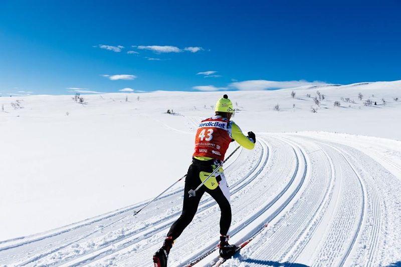 Årefjällsloppets samtliga distanser genomförs samma dag 2017 - lördag 25 mars. I dag öppnar man anmälan med ett early-bird-erbjudande. FOTO: Årefjällsloppet.