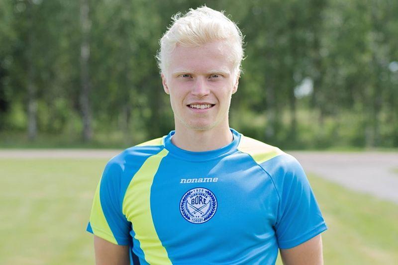 Filip Danielsson visade fina takter inför skidsäsongen när han idag vann Hovfjället Trailrun. FOTO: Linus Trygg/Längd.se.