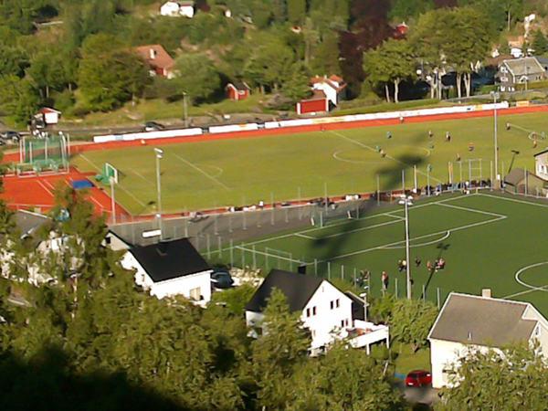 Fotball på Husabø