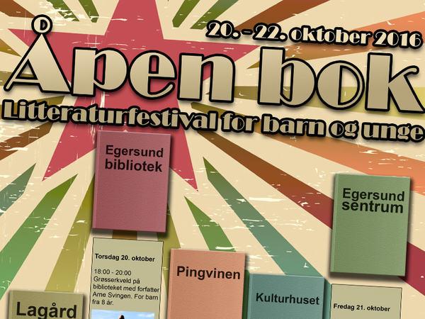 Litteraturfestival